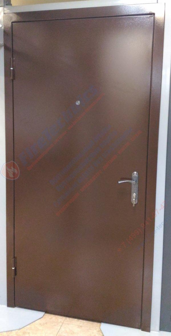 Дверь «Новосёл», закрыто